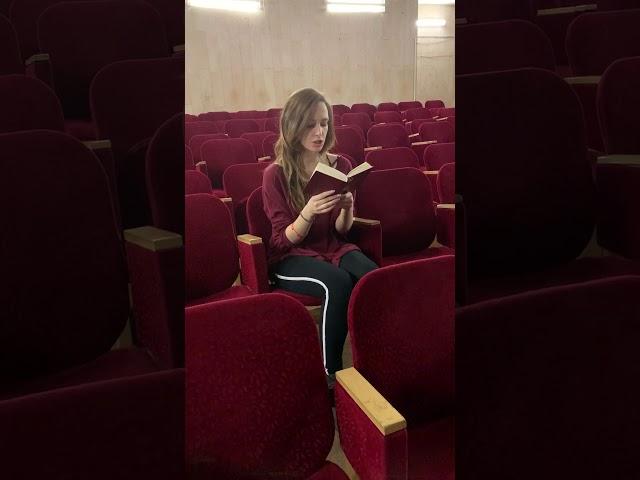 Марина Князева читает произведение «Жасмин» (Бунин Иван Алексеевич)