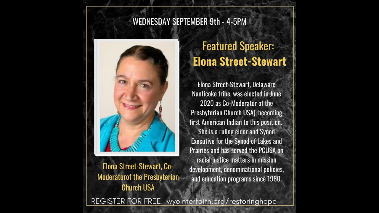 "Elona Street-Stewart - ""We Walk, We Want to Run"""