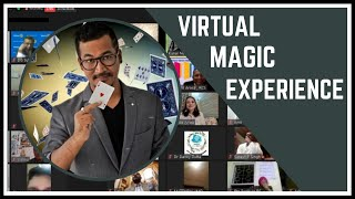 Complete Magical Experience Online | Virtual Magic Experience | Best Mentalist in India