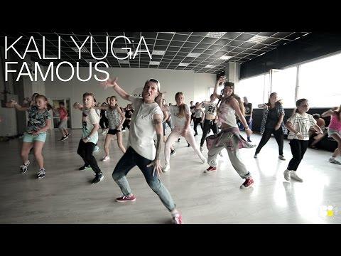 Kanye West - Famous | Hip Hop choreography by Kali Yuga | D.side dance studio