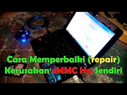 Service Handphone Cara Mudah Memperbaiki Repair Kerusakan Ic Emmc