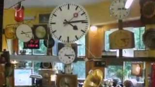 Repeat youtube video My clock collection (5th of Sept. 2011) 3