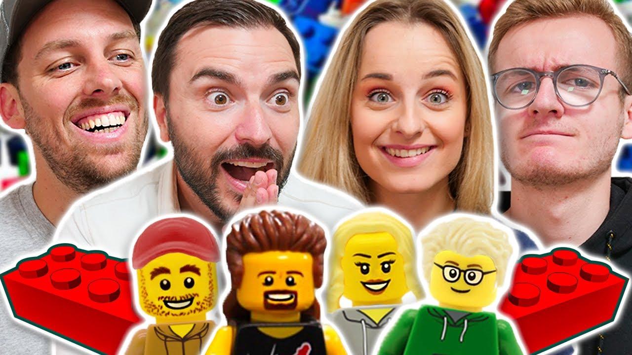 Pictionary LEGO : le jeu Suprême  !