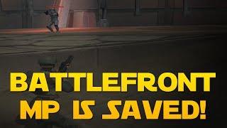 how to play star wars battlefront 2 online when gamespy shuts down