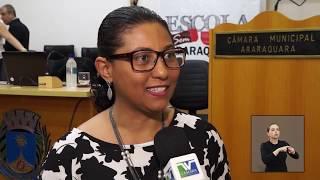 """Jornal Acontece - Audiência Pública """"Reforma do Ensino Médio e a Base Nacional Comum Curricular"""""""