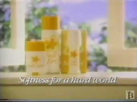 Gillette Soft & Dry Deodorant Commercial 1993   Doovi