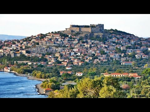 Mytilini/Lesvos, Greece - Molyvos - AtlasVisual