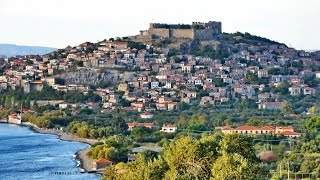 Mytilini/Lesvos, Greece - Molyvos - AtlasVisual