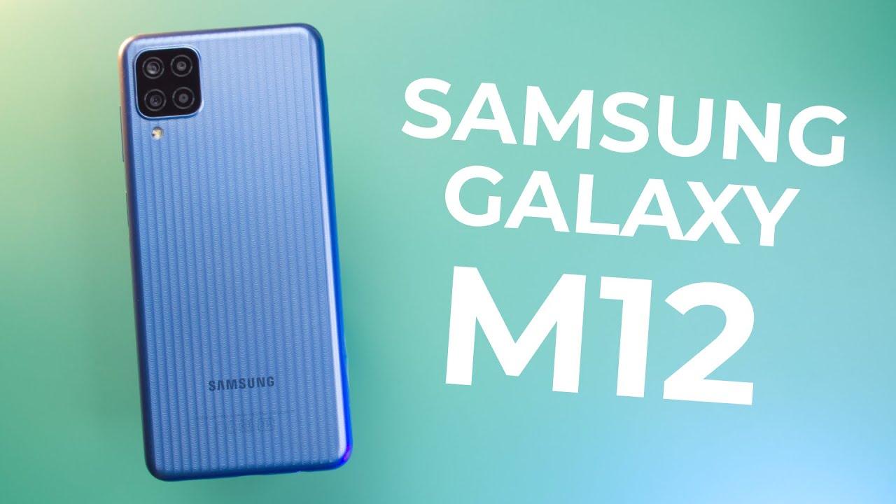 Распаковка Samsung Galaxy M12   Знакомство и первые впечатления   Настоящая рабочая лошадка?