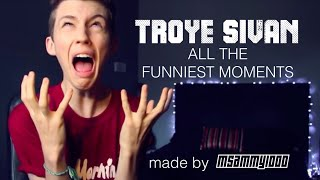 Troye Sivan | All The Funniest Moments