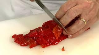 Ricette di Pasta: Paccheri De Cecco con peperoni e ricotta alle erbe