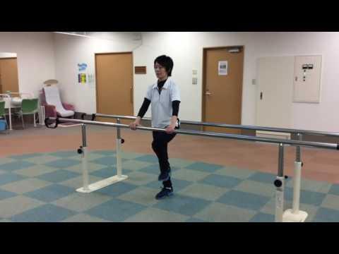 機能訓練デイサービスで出来る平行棒体操