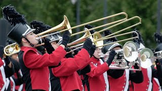 East Kentwood hosting largest state marching band competition