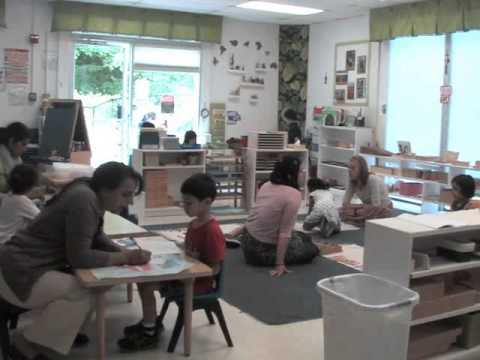 Reston Montessori School, Child Education, Reston, VA