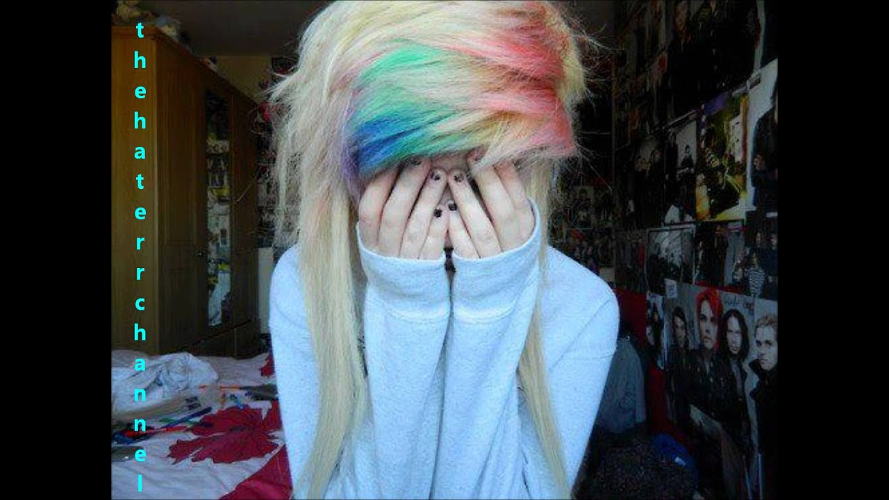 Scene hair ideas for girls 2012 youtube urmus Choice Image