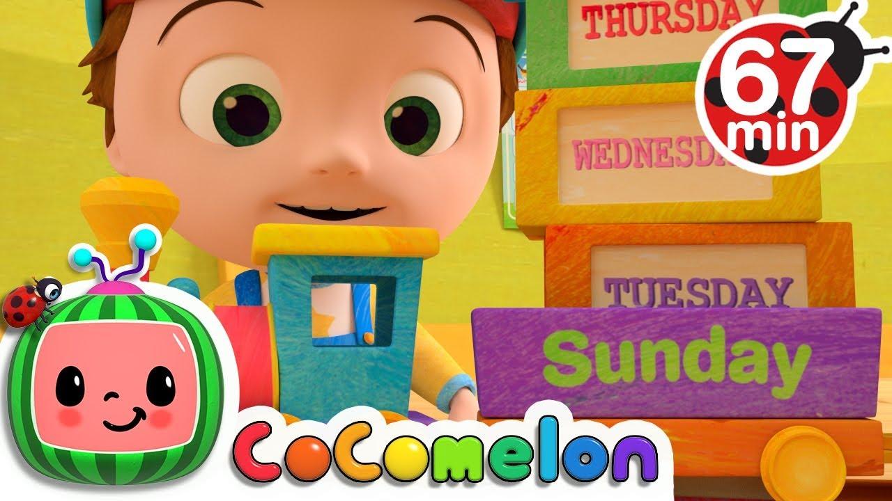 Download Days of the Week + More Nursery Rhymes & Kids Songs - CoComelon