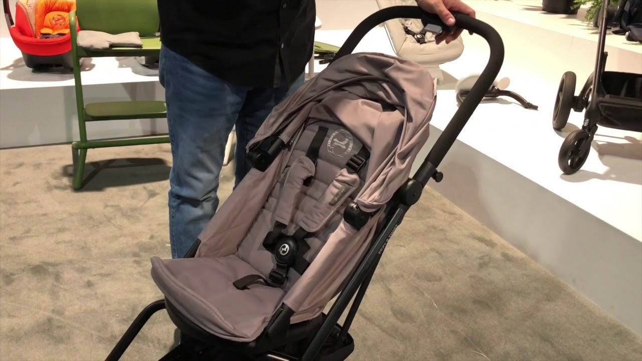 Cybex Eezy S Twist Stroller Sneak Peek
