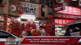 SONA: Chinatown sa Binondo, kabilang sa World's best Chinatowns ng CNN Travel