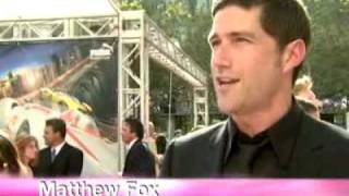 Speed Racer - Christina Ricci - Bruce Willis - Matthew Fox