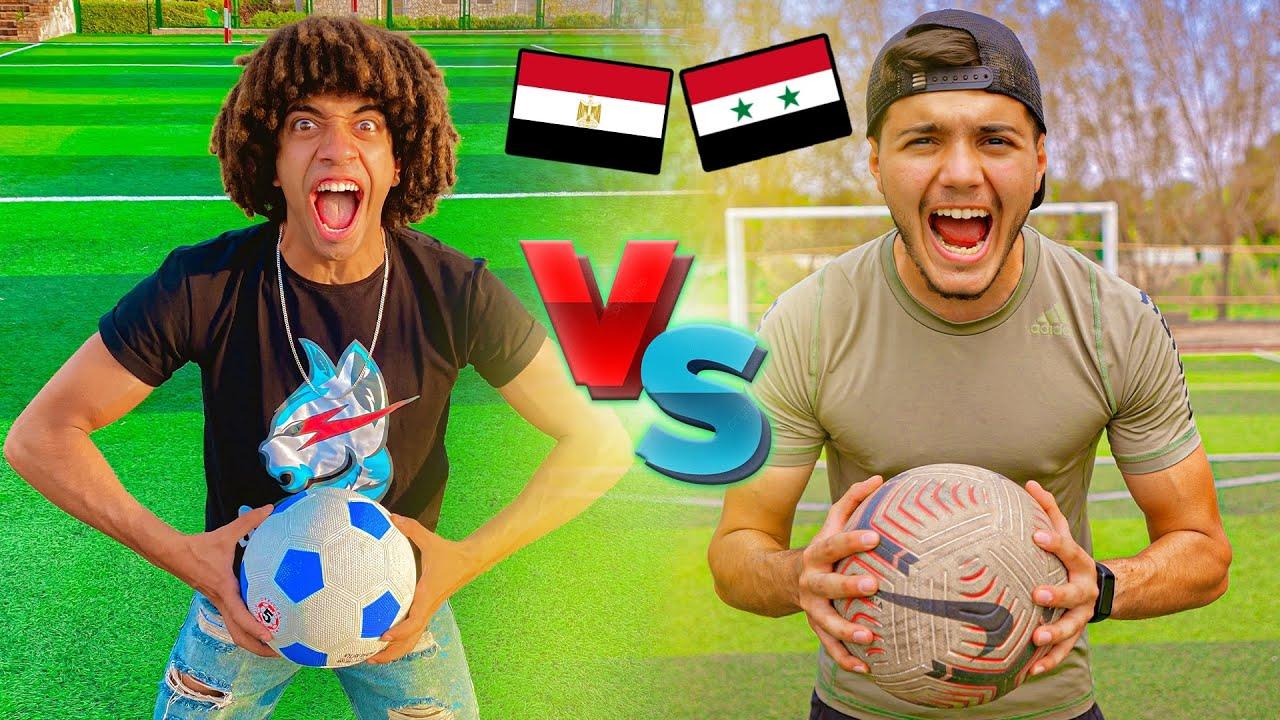 اقوى تحدى بين شاور و بشار مش هتصدقو مين فاز l SHAWAR VS BASHAR Challenge!
