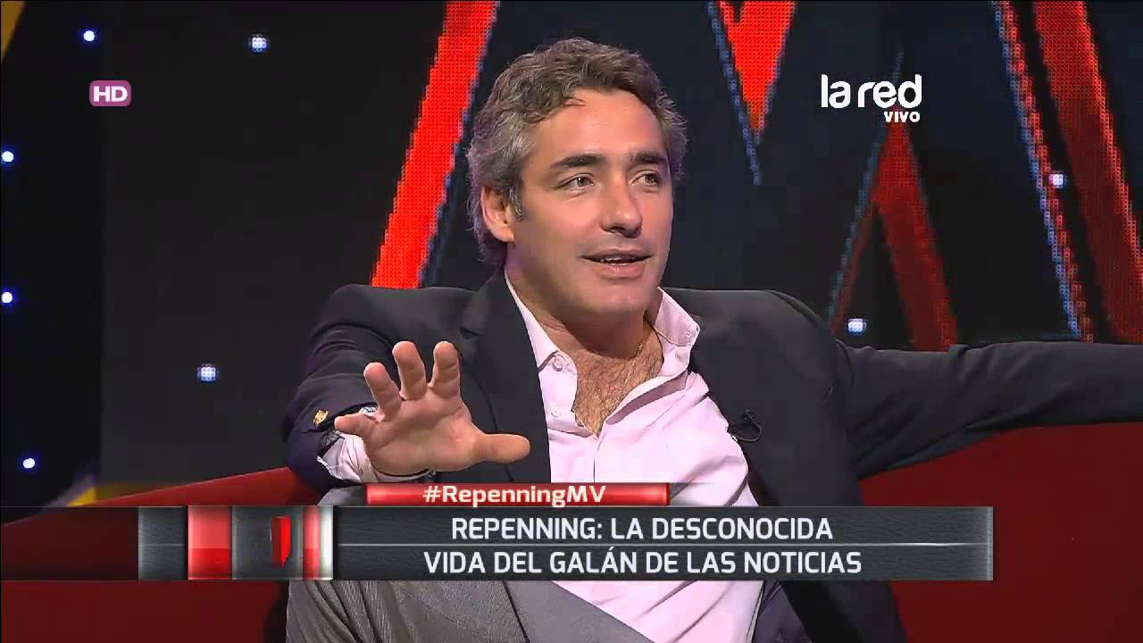 Matrimonio Jose Luis Repenning : José luis repenning el hombre sexy de las noticias youtube