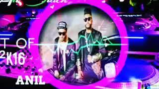 All Black Raftaar Best Of 2k16 Hard Bass Sound check Dj anil