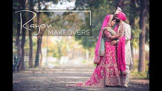 Din Shagna Da | Sikh Wedding Highlight | Raman & Harsimran | Pro Cine Hub | Rayon Makeovers