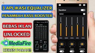 3 Aplikasi Equalizer Android Terbaik Menambah Suara Bass Booster screenshot 5