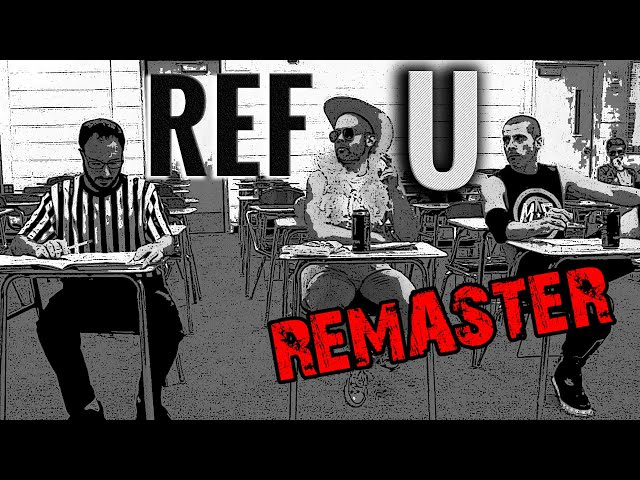 The Following Announcement Show - Ref U (Remaster)