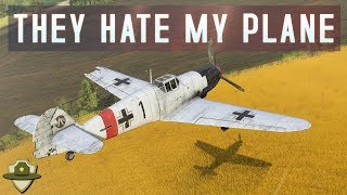 They HATE my plane - Battlefield 5