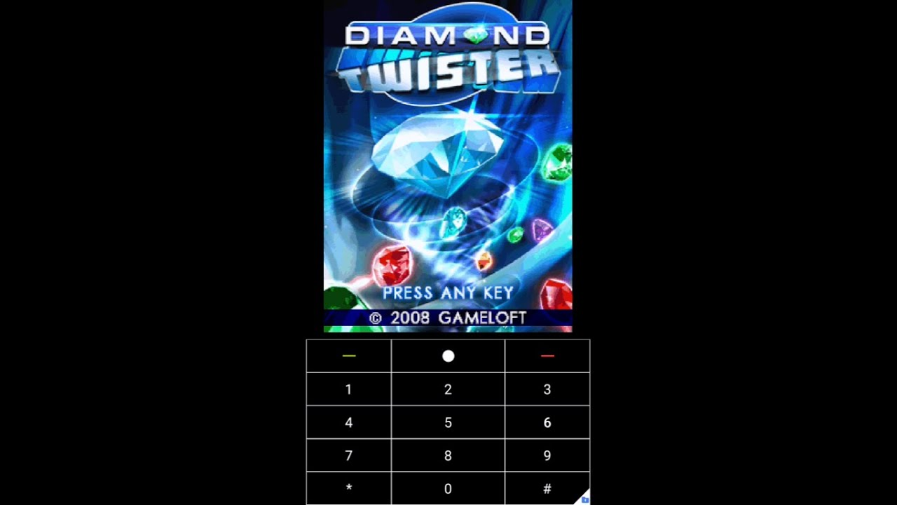 Download GAMEPLAY JAVA DIAMOND TWISTER (240x320) ON ANDROID