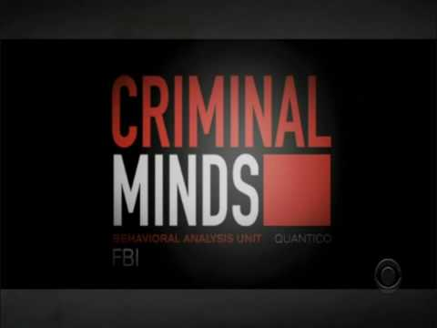 Criminal Minds Theme Song