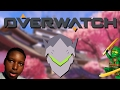 Overwatch - Green Cyborg Ninja Dude