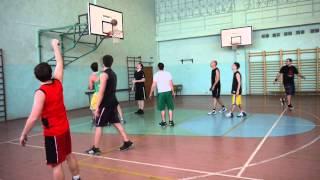 Любительский Баскетбол на Тульской