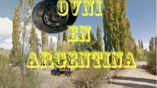 OVNI REAL captado por Google street view en Argentina Free HD Video