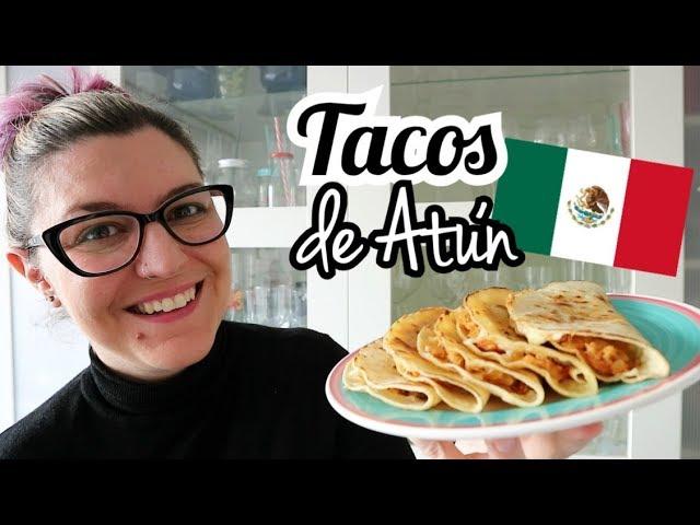TACOS DORADOS DE ATUN | Tacos Jackie Hernández