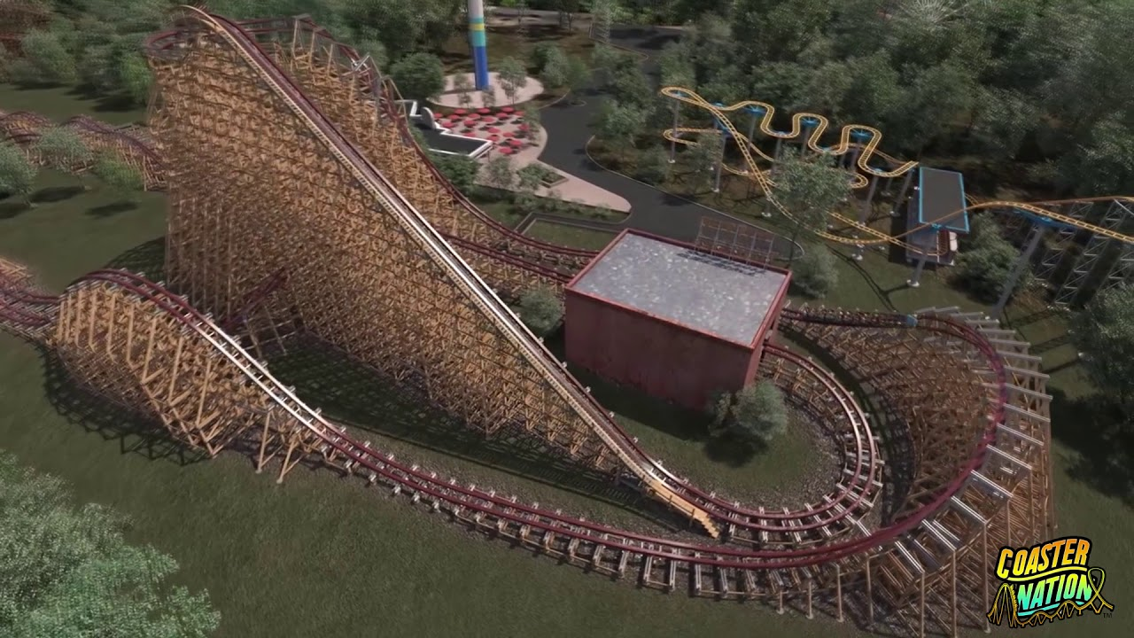 Kings Dominion To Re-Open In 2020 For Taste of The Season Holiday Event –  Coaster Nation