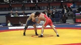 Yarygin 96kg Quarterfinal Marat Ibragimov vs Ibragim Saidov