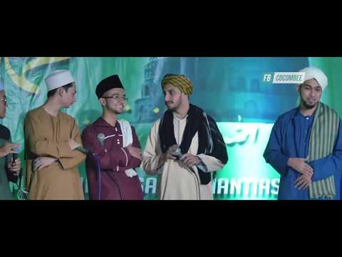 Terbaru !!! Ceng Zamzam, Habib Ali Alkaff, Syakir Daulay, Fauzan Daulay (NCR Bersholawat)