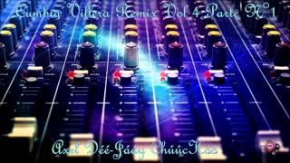 Cumbia Villera Remix Vol 4 Parte N°1 Agosto 2015