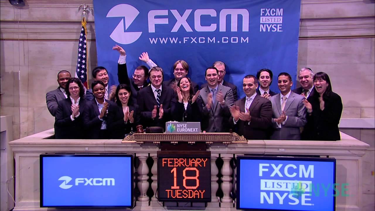 fxcm new york