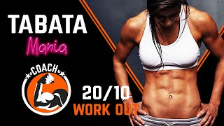 TABATA Song w/ Timer - 20/10 - NCS workout