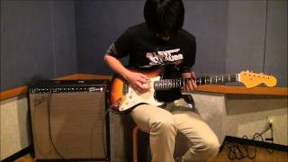 Video MJT Aged guitar 1P Alder S-Type Large head FENDER Super Reverb Tone Tubby download MP3, 3GP, MP4, WEBM, AVI, FLV Juni 2018