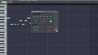 Turotial on how to create Basshunter - Dota on FL Studio 8