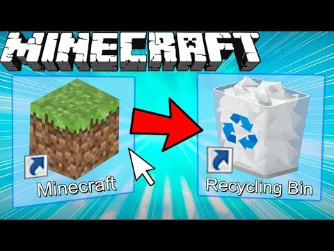 If Minecraft was Shut Down
