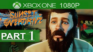 Sunset Overdrive Walkthrough Part 1 [1080p HD XONE] Sunset Overdrive Gameplay - No Commentary