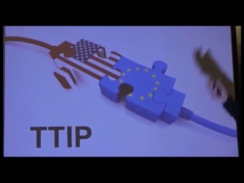TTIP Explained at Right2Change presentation