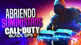 ME GASTO EL PARTNER!! XD SUPER ABRIENDO SUMINISTROS!! - BLACK OPS 3