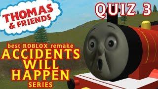 Thomas & Friends Accident will Happen | Best Roblox Remake Quiz