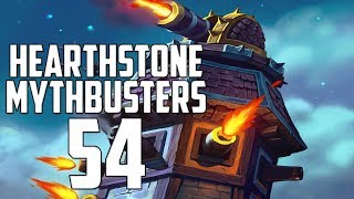 Hearthstone Mythbusters 54